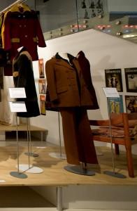 Corduroy trousers suit - CREDIT photographer Kirstin Sinclair