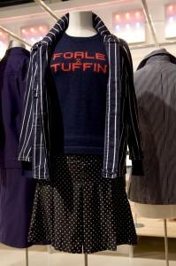 Geoff's jacket 1966 - CREDIT photographer Kirstin Sinclair