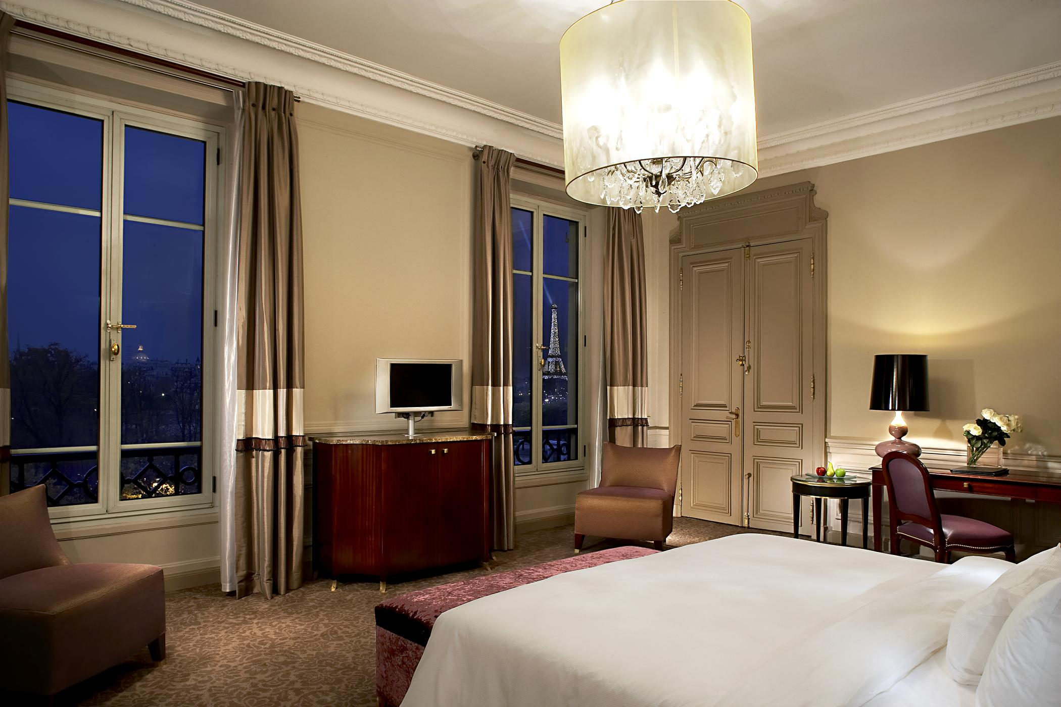 Un printemps paris l h tel the westin paris palace for Chambre hotel paris