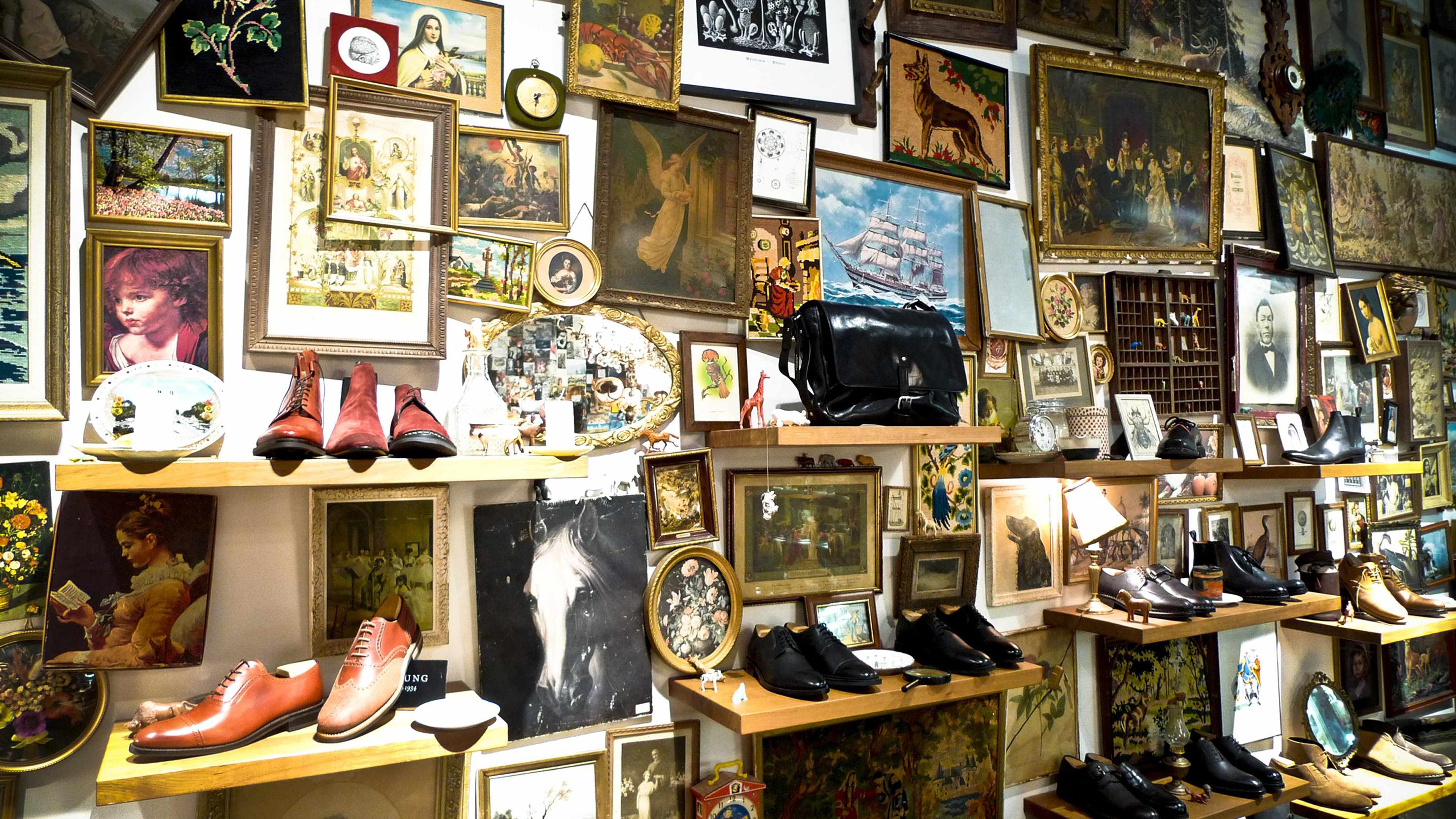 Heschung le cabinet des curiosit s luxsure - Le cabinet de curiosites ...