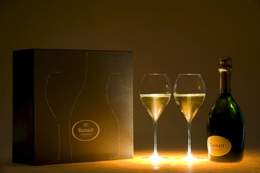 champagne ruinart degustation