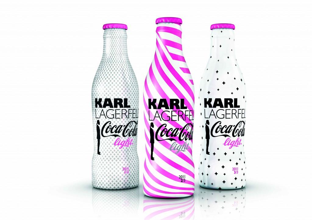 Coca-Cola Light x Karl Lagerfeld