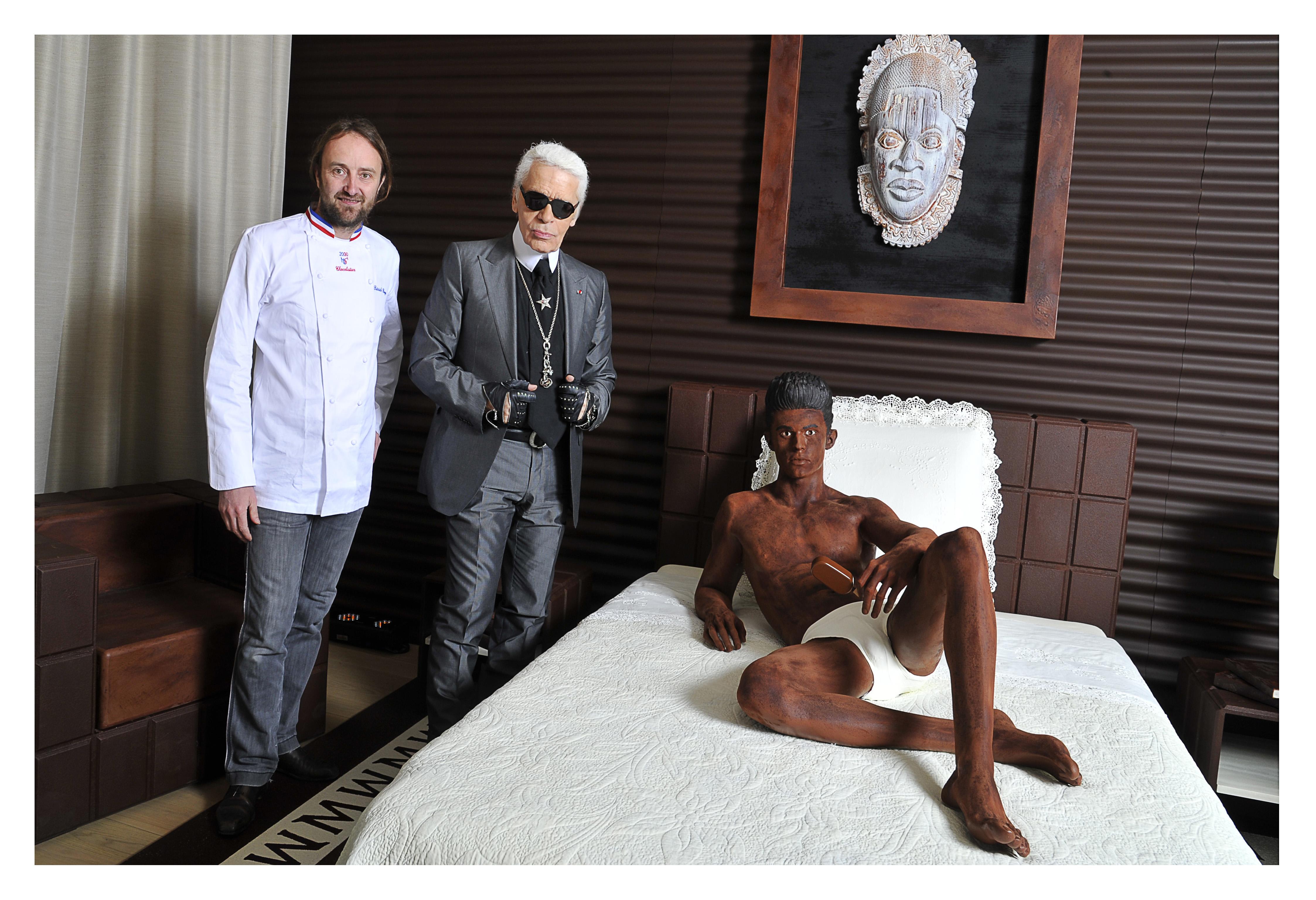 1304349998 karl lagerfeld et patrick roger la suite. Black Bedroom Furniture Sets. Home Design Ideas