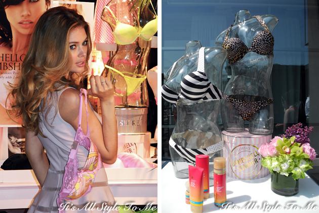 Doutzen Kroes for Victoria's Secret