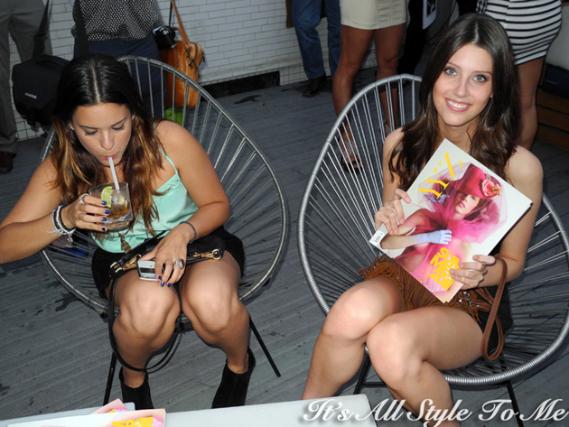 YYZ Living Magazine Summer Issue Launch Party