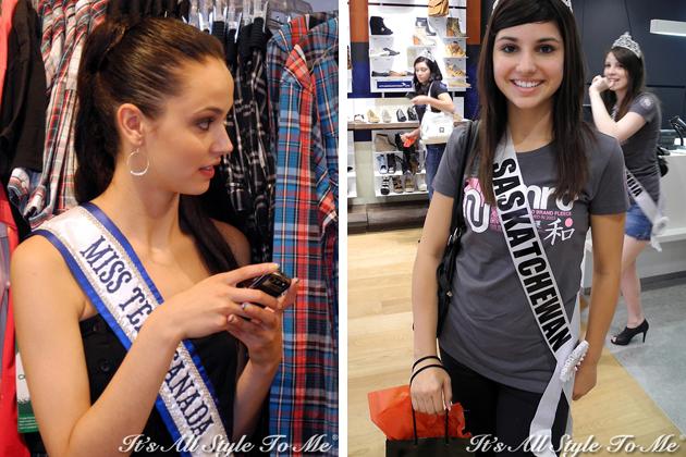 Miss Teen Canada-World