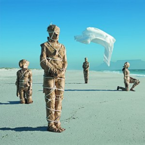 "Disco Biscuits, ""Wrapped Virgins"" ©Storm Thorgerson"