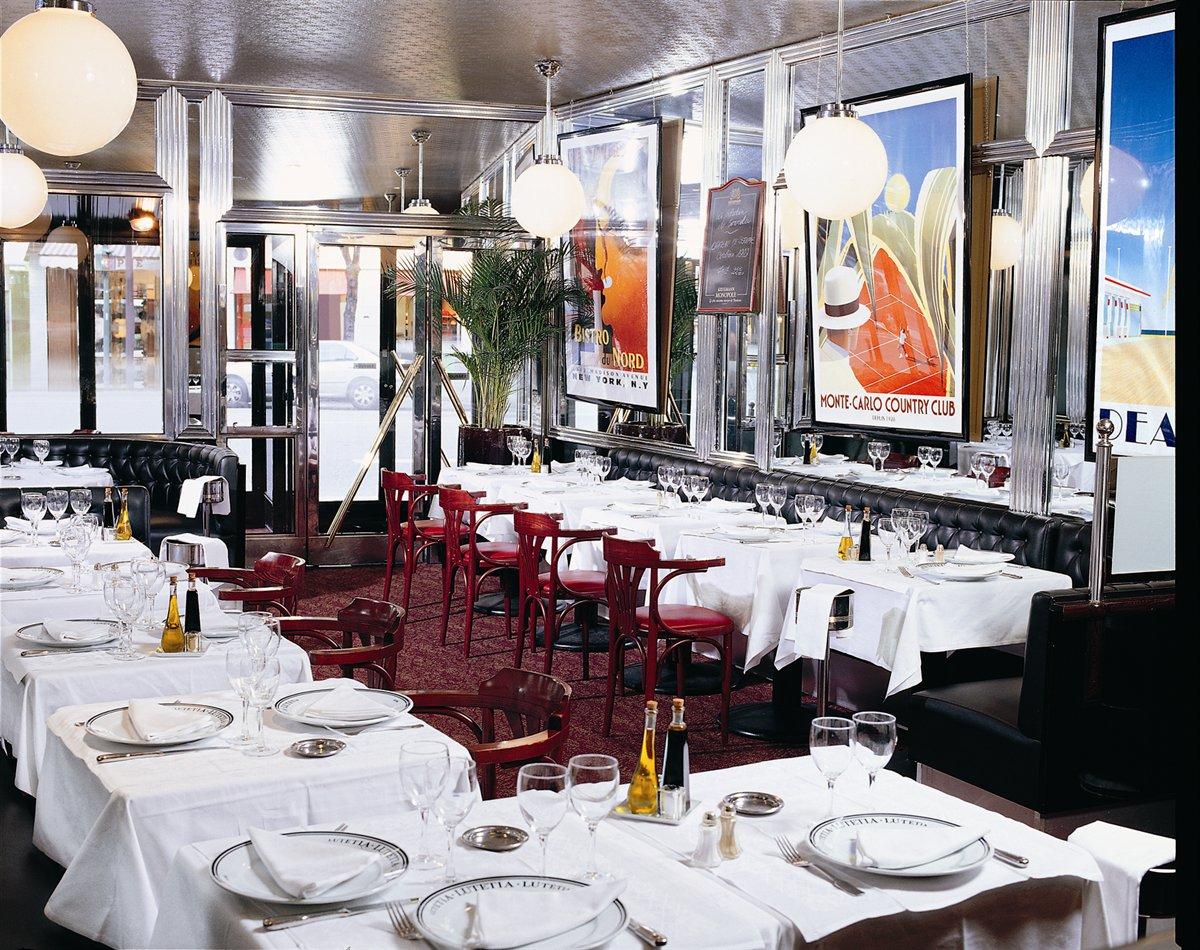 Hotel lut tia la saga portrait du chef philippe renard luxsure - Brasserie lutetia paris ...