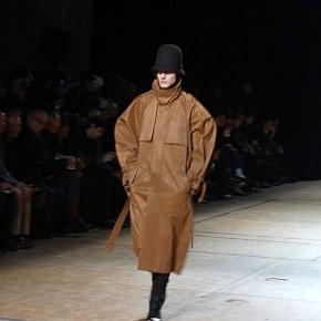 Distorsion visuelle chez Juun.J / Paris Fashion Week Men FW 2012