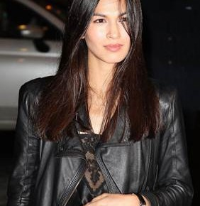 L'ACTRICE ELODIE YUNG AU MUSEE VIRTUEL JAEGER-LECOULTRE