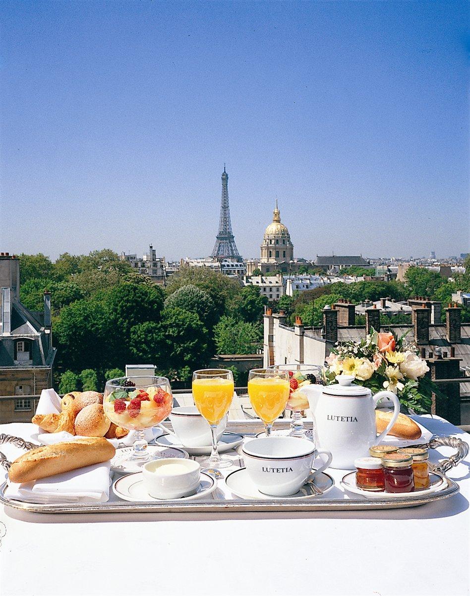 Hotel lutetia la saga le grand h tel de la rive gauche luxsure - Le lutetia restaurant paris ...