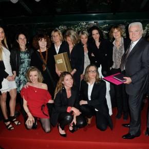 Cérémonie de remise du Prix de la Closerie des Lilas: Luxsure y était!