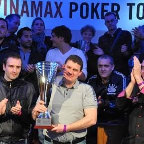Philippe Pertuisot remporte la finale du Winamax Poker Tour