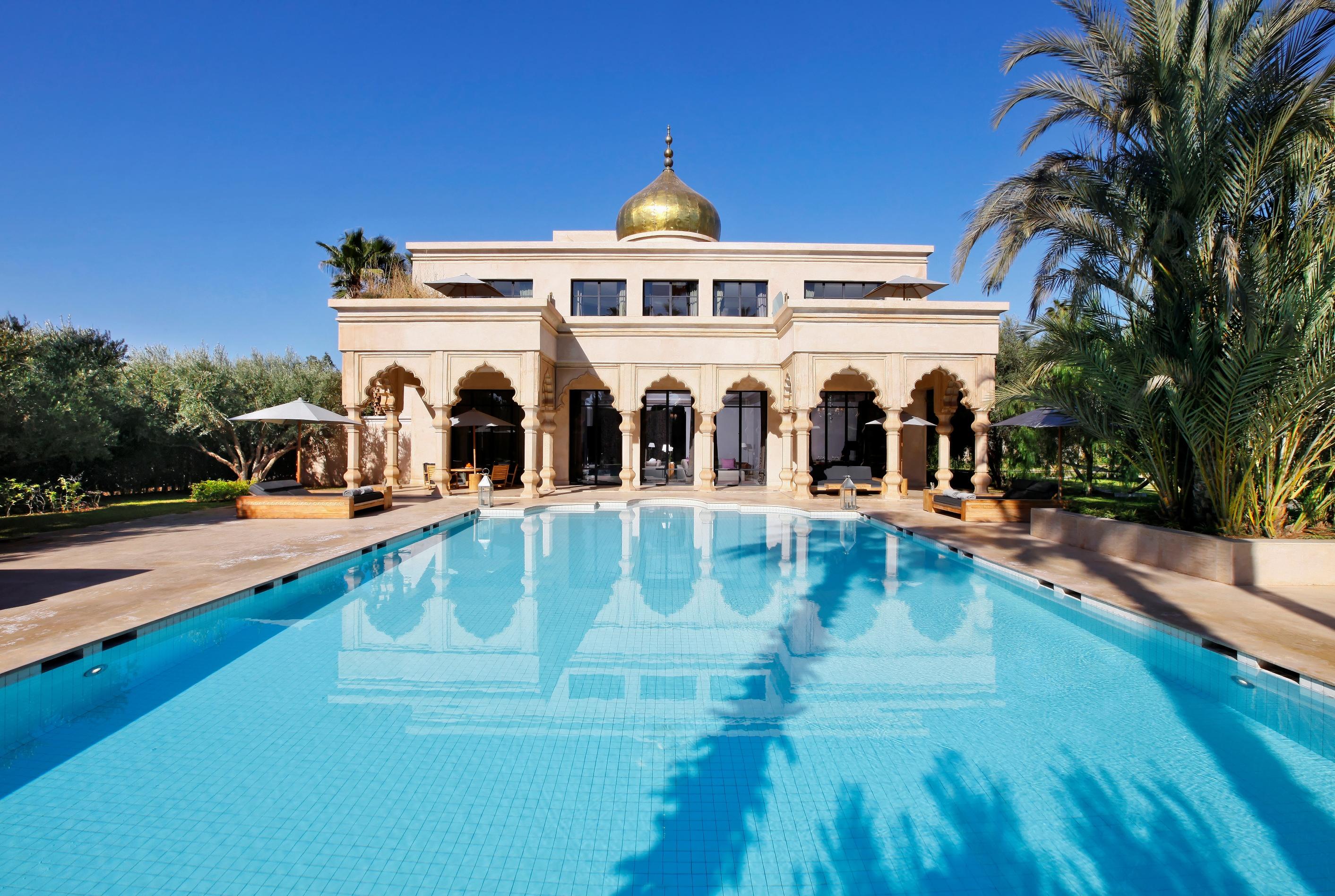 Le Palais Namaskar Luxe Calme Et Volupt Marrakech Luxsure