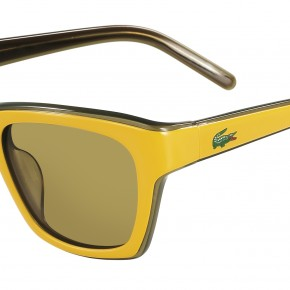 Lacoste lance une collection de bijoux et de lunettes