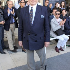 Pierre Cardin ou le génie du vêtement.
