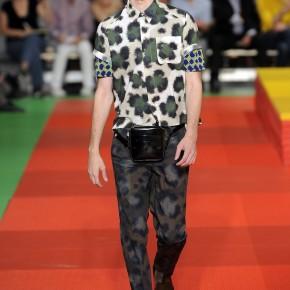 KENZO men's wear S/S 2013
