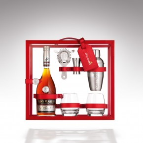 « The Cocktail Expert Case » by Remy Martin