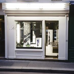 Robert Clergerie ouvre sa nouvelle boutique, au 8 rue de Grenelle à Paris