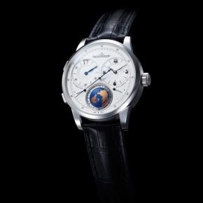 Jaeger-LeCoultre Duomètre Unique Travel Time : Une première Horlogère