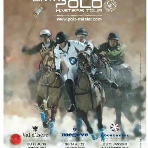 Tournée de Polo sur Neige, de Val d'Isère à Megève et Courchevel
