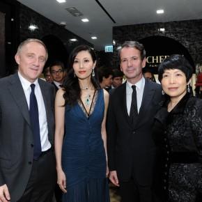 La Maison Boucheron ouvre sa nouvelle boutique à Hong Kong