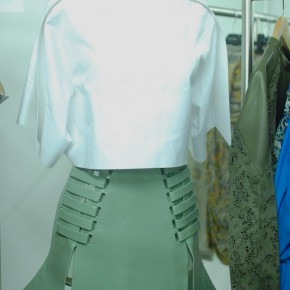 visite de Showroom : Isabel Marant, Maiyet, Thierry Mugler, Balmain, CARVEN homme, Alexander McQueen, Anthony Vaccarello