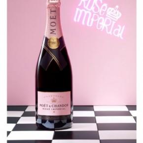 Moët Rosé Impérial en édition limitée pour la St Valentin