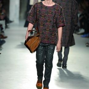 Dries Van Noten Menswear Automne/Hiver 2013/2014