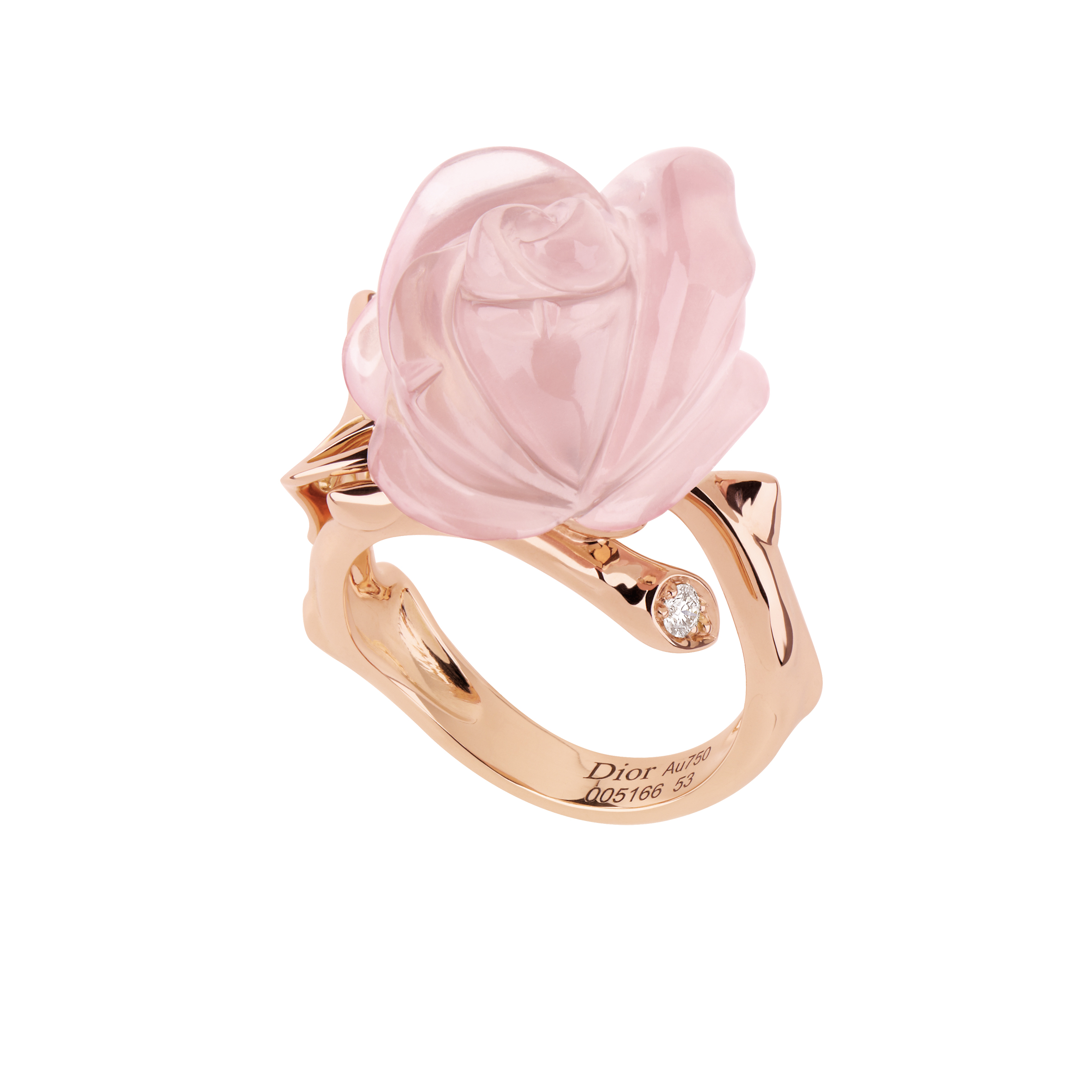 bague rose dior pr catelan quartz rose pm luxsure. Black Bedroom Furniture Sets. Home Design Ideas