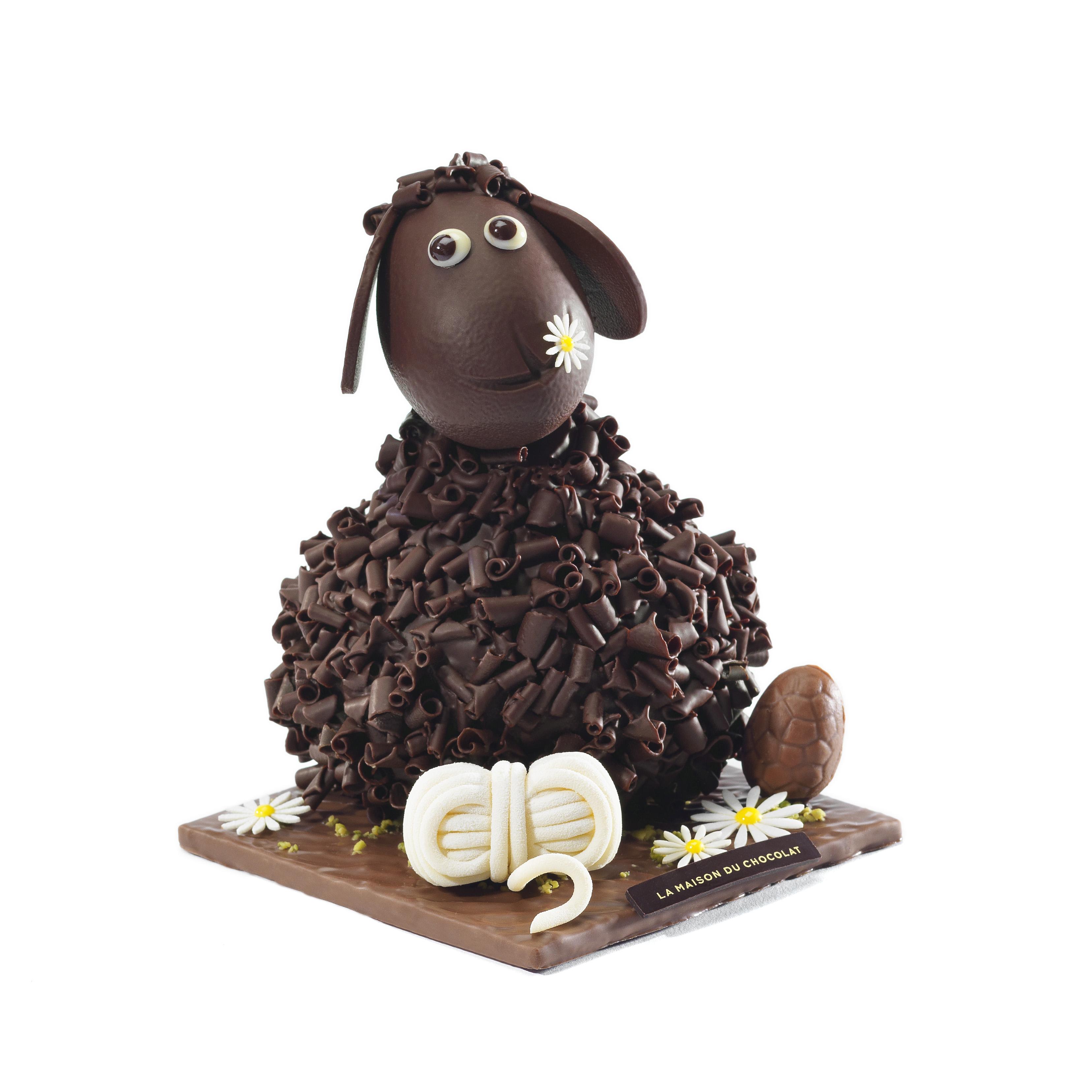 Chocolat noir paques 2013 la maison du chocolat luxsure - Recycler chocolat de paques ...