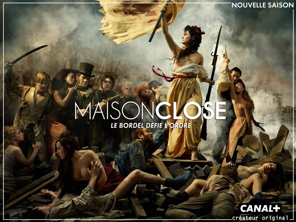 Maison close saison 2 le bordel face l 39 ordre moral luxsure fashion magazine - Bordel a la maison ...