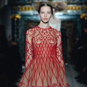Valentino Haute Couture Printemps/Ete 2013