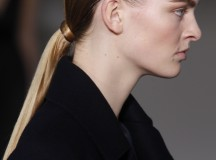 Jil Sander Milan Fashion Week A/W 2013/14 Beauty report