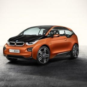Le BMW i Tour fait étape à Paris
