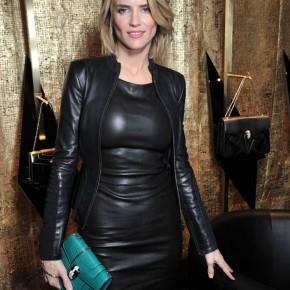 Bulgari célèbre la nouvelle collection Accessoires Fall Winter 2013 lors de la fashion week milanaise