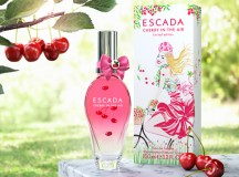 Cherry in the air : le nouveau parfum Escada