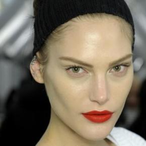 Nina Ricci Paris Fashion Week A/W 2013/14 Beauty Report