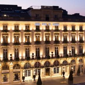 Dîner d'exception au Grand Hôtel de Bordeaux & Spa