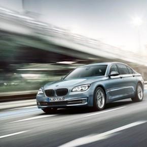 BMW Série 7, le luxe à l'état pur