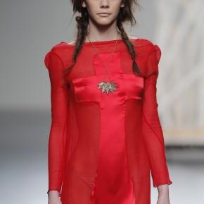 Leyre Valiente, Madrid Mercedes Benz Fashion Week