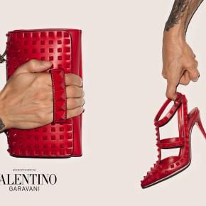 Nouvelle campagne Valentino Garavani Automne/Hiver 2013/2014