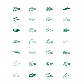 LACOSTE Holiday Collector n°8 par Peter Saville