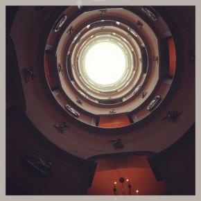 L'Hôtel, un secret bien gardé au coeur de Saint Germain des Près.