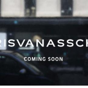 Ouverture de la première boutique mondiale KRISVANASSCHE