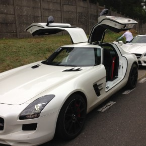 Mercedes AMG-LIVE 2013: la Driving Performance en « live »