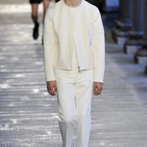 Neil Barrett menswear Printemps/Été 2014