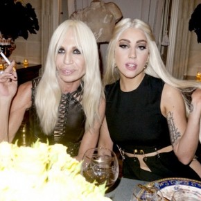 Lady Gaga Love Versace