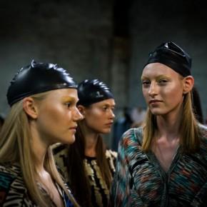 Henrik Vibskov à la Fashion Week de Copenhague