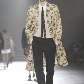 Dries Van Noten Menswear Printemps/Été 2014